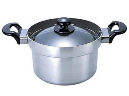 ガス炊飯鍋