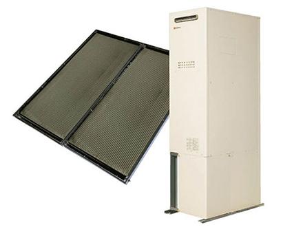 太陽熱エネルギー給湯器